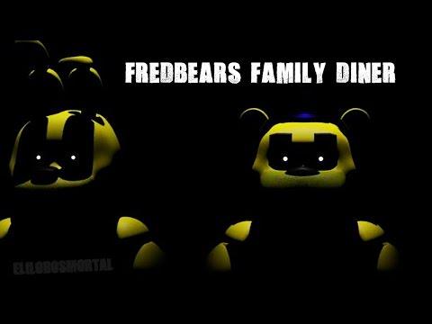 Five Nights To Remember | Trabajando en Fredbears Family Diner | Fnaf Fan Game
