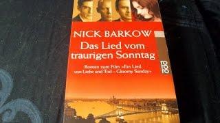 """Buch-/Filmvorstellung """"Das Lied vom traurigen Sonntag"""" von Nick Barkow"""