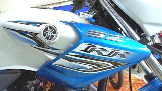 #Bikes@Dinos: Yamaha SZ RR Version 2.0 Ivory White Walkaround Review