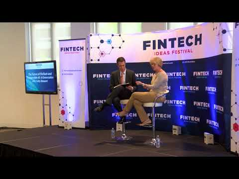 FIF Policy Series: A Conversation with Cathy Bessant on Responsible A.I. and the Future of FinTech