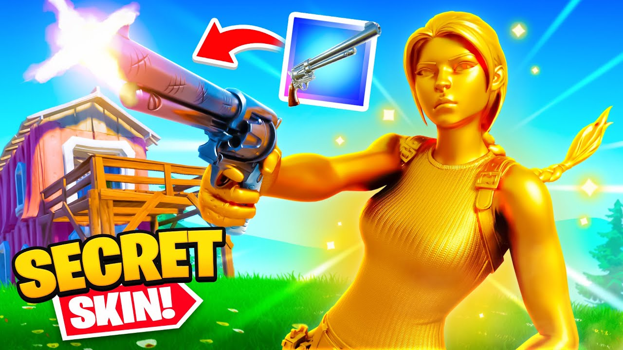 *NEW* SECRET SKIN + Exotic!