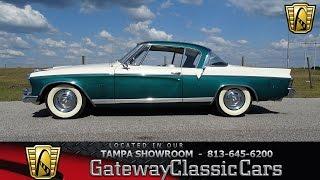 933 TPA 1956 Studebaker Golden Hawk 352 CID V8 Packard 4 Speed Automatic