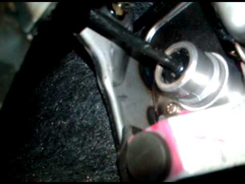 Clutch Pedal *click* on a 2007 Hyundai Elantra GLS 5 speed ...