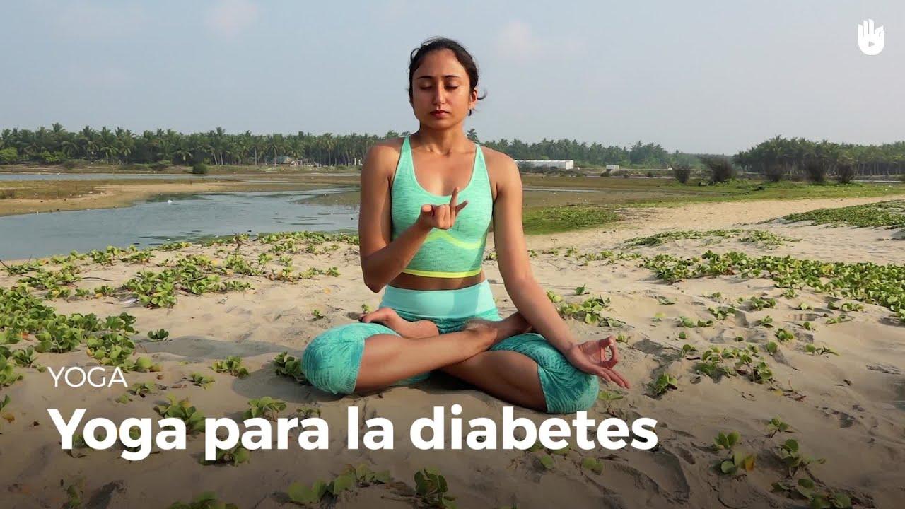 diabetes yoga para principiantes