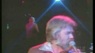 Kenny Rogers - Am I Too Late (Live Video)