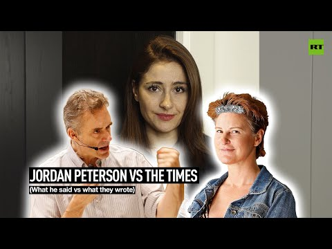 Jordan Peterson vs The Times | #PollyBites