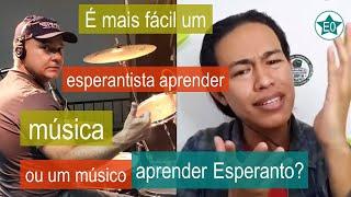 Esperanto para músicos! #29 Conversa Gui Lima | Esperanto do ZERO!