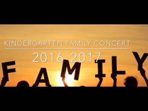 Polo Ridge Kindergarten Family Concert 2017