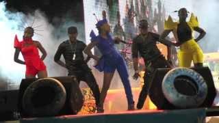 DJ ARAFAT & MO GIRLS  le remix qui tue pour DJs ( MOBEATS REMIX )