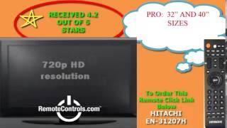 Review Hitachi HDTV LCD - L40C205, L32C205