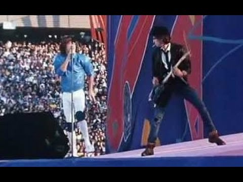 Rolling Stones - Under My Thumb (Temp, Arizona, 1981)