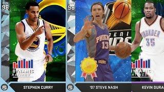 NBA 2K16 PS4 My Team - Diamond Curry! Dynamic Boxes!