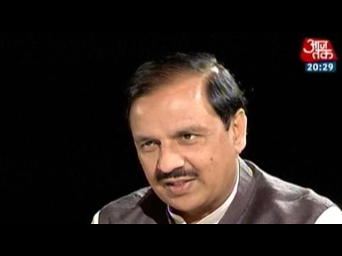 Seedhi Baat: Minister Mahesh Sharma on 'Cultural Pollution', Meat Ban