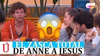 Anne se enfrenta a Jesús en OT 2020 y lo pone en evidencia