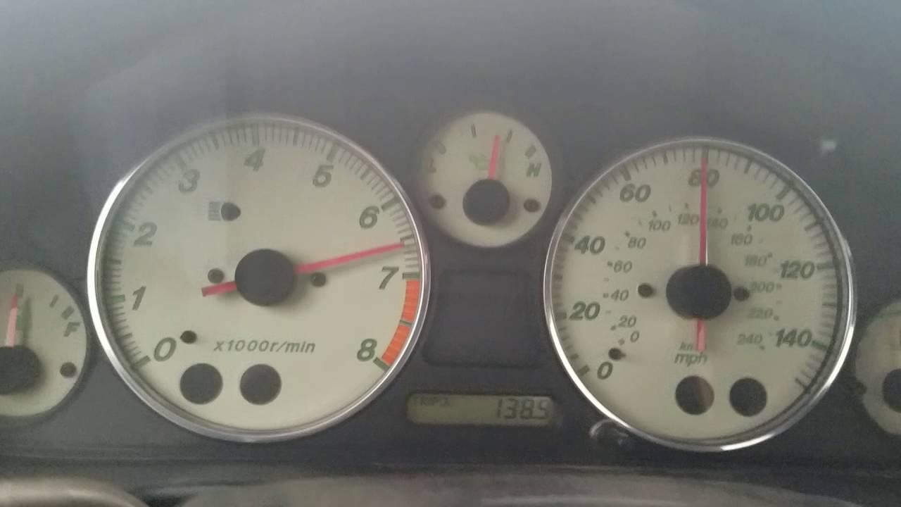 Ecotec LE5 swapped Miata  175 whp  10-120 mph