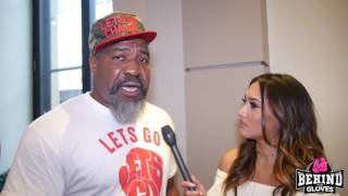 BRIGGS SLAMS DAVID HAYE & LUCAS BROWNE CALLING HAYE 'CHICKEN-SHIT' & BROWNE 'TRIED TO O.D'