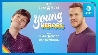 AT&T | LOVELOUD Turn Up The Love - Young Heroes Series Trailer