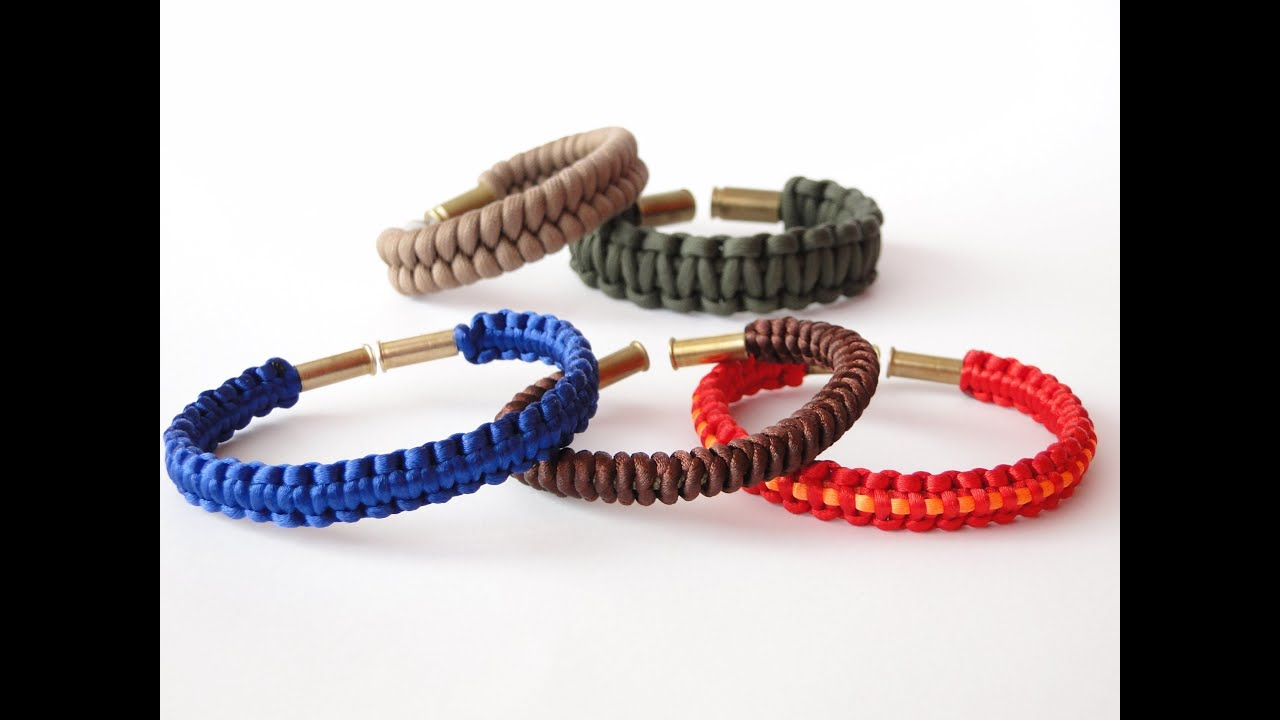 micro easy cord watch boredparacord add paracord to bracelet a the way microcord youtube