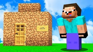 5 things the noob do in minecraft