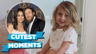 Brie Bella's Daughter Birdie's Cutest Moments