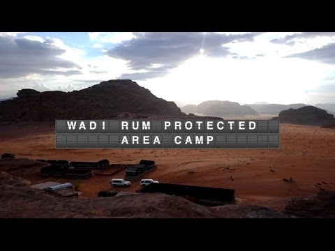 DIY Travel Reviews - Wadi Rum Protected Area Camp, tours, accommodations tent, food and amenities