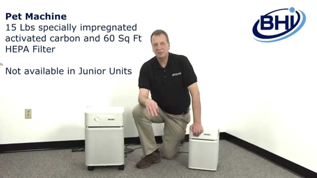 Austin Air Purifiers Differences Between Models - YouTube