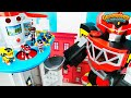 Paw Patrol Rescue Mission: Romeo's Giant Megazord & the My Size Lookout Tower!