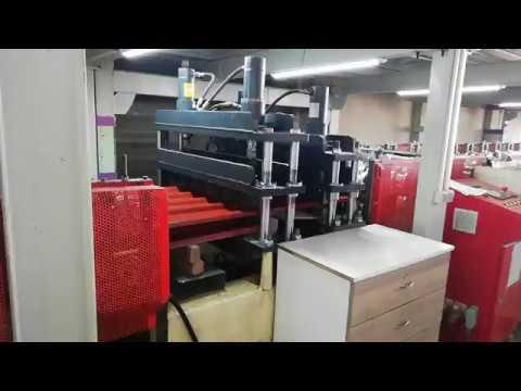 Bilka Prefabricated House in Turkey –  Manufacturing
