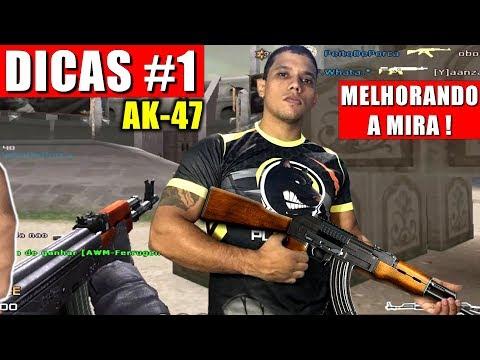 CROSSFIRE - COMO DAR SÓ HS DE AK-47 #1