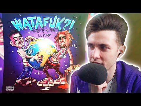 ХЕСУС СМОТРИТ: MORGENSHTERN & Lil Pump - WATAFUK?! (International Hit, 2020)