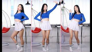 세미나(SEMINA) 혜나(HYENA) 'Loving U (SISTAR)' 커버댄스 [연습실 직캠fancam…