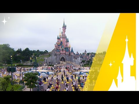 700 participants pour célébrer le Yoga Day à Disneyland Paris !