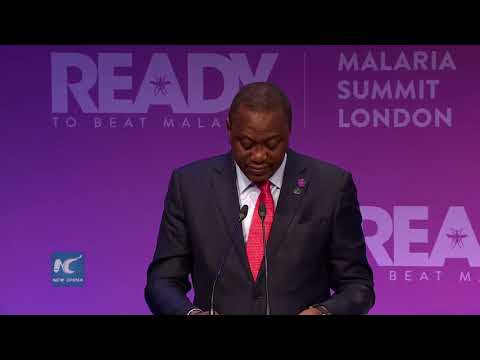 KENYA RECOMMITS TOWARDS MALARIA FREE WORLD AT LONDON SUMMIT