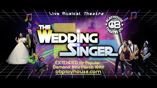 The Wedding Singer @ OB Playhouse & Theatre Co.