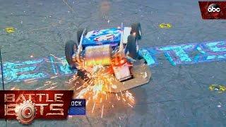 Yeti vs. Lucky - BattleBots