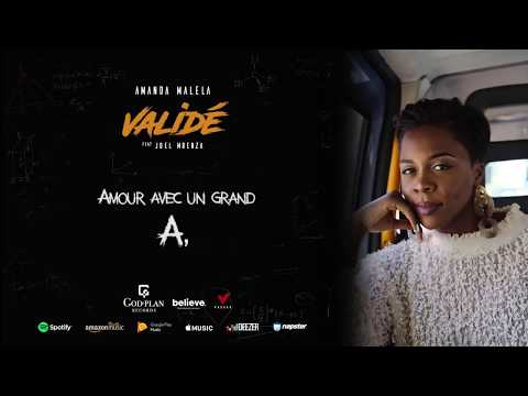 Amanda Malela Valide Lyrics Video Officielle Youtube