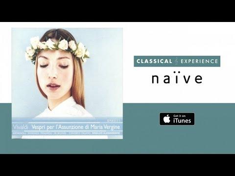 Vivaldi - Vespri Per L'Assunzione Di Maria Vergine (Full Album)