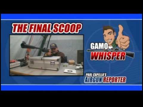 Gamo Whisper air rifle, short review  - Airgun Reporter Episode #7