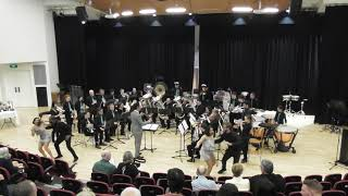 Nor'west Brass plays Christina Aguilera's Candyman