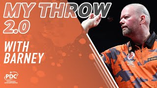 How To Play Darts | My Throw 2.0 with Raymond van Barneveld