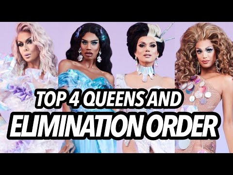 All Stars 4 ELIMINATION ORDER & TEA