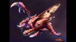 Starcraft 2 Heart of the Swarm - Soundtrack: Zergling Theme