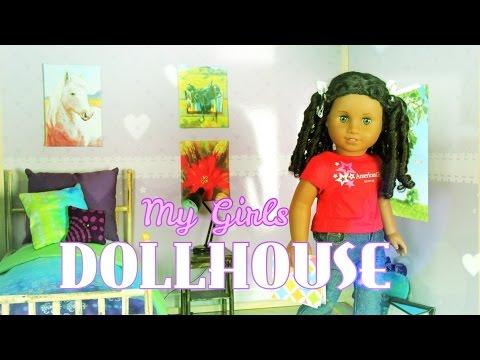 Dollhouse Review: My Girl's Dollhouse