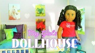 Dollhouse Review: My Girl's Dollhouse