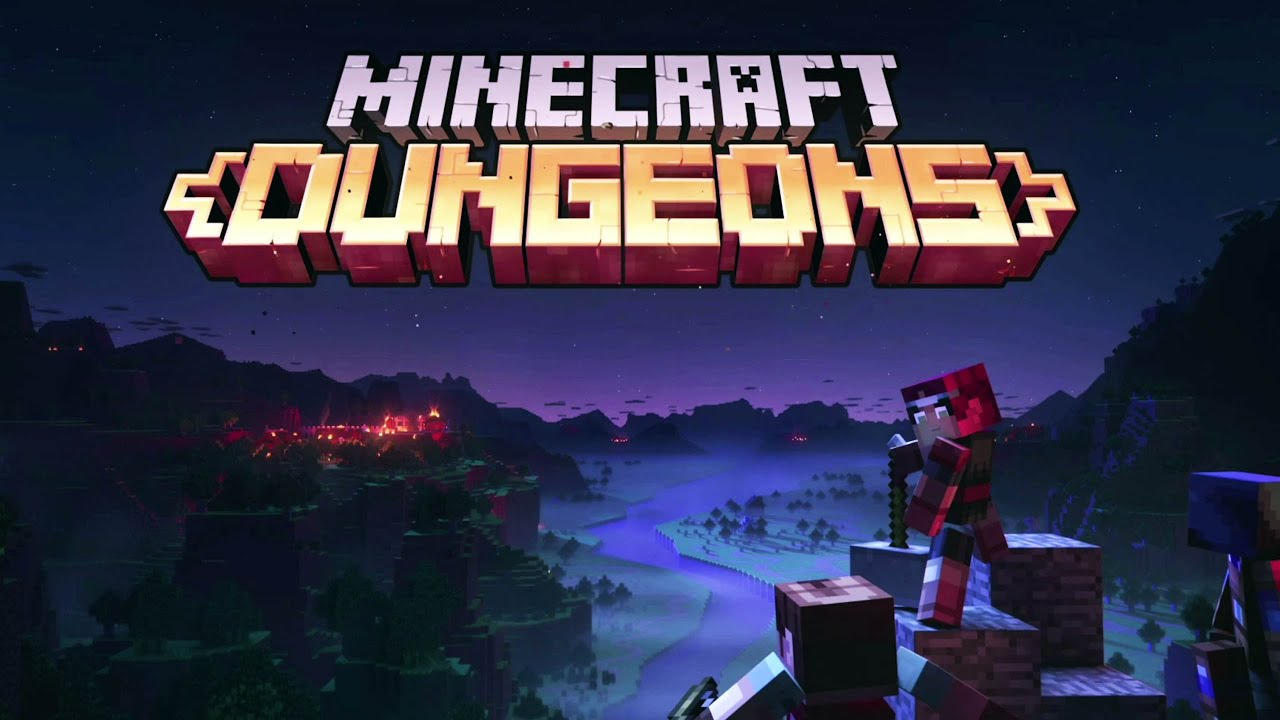 Download Minecraft Dungeons Full Gameplay Walkthrough (Longplay)