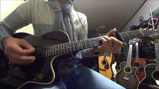 最初にSilent night(きよしこの夜)をギターで少しだけ弾いています。2...