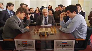 Magnus Carlsen Vs Vladimir Kramnik | Blitz Chess Tal Memorial 2012