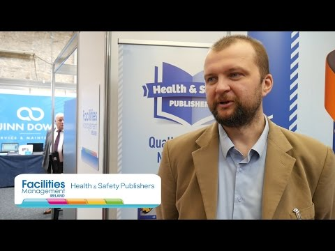 Health & Safety Publishers at Facilities Management Ireland 2016