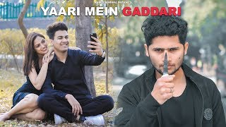 Yaari Mein Gaddari | Valentine Special | Be A Good Person | Aniket Beniwal