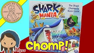Shark Mania, The Shark Chomping Game Review